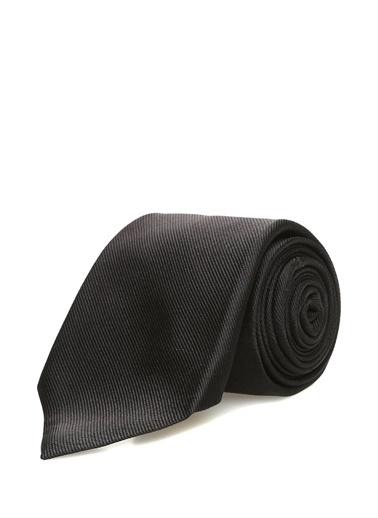 Alexander McQueen Kravat Siyah